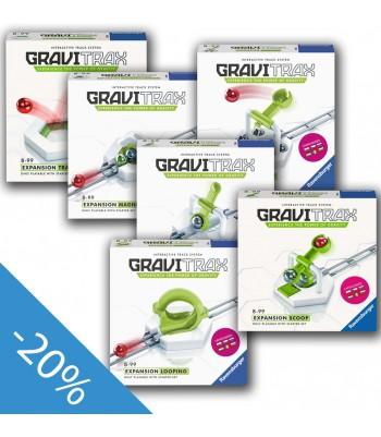 Комплект GraviTrax MAXI-3